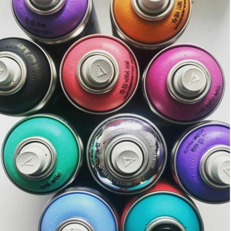 Sprays de Color